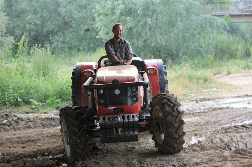 Tractoring elsewhere