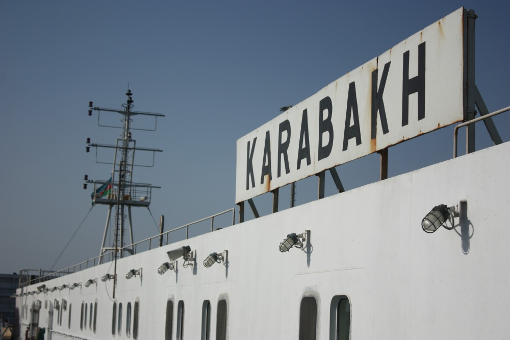 The Good Ship Karabakh