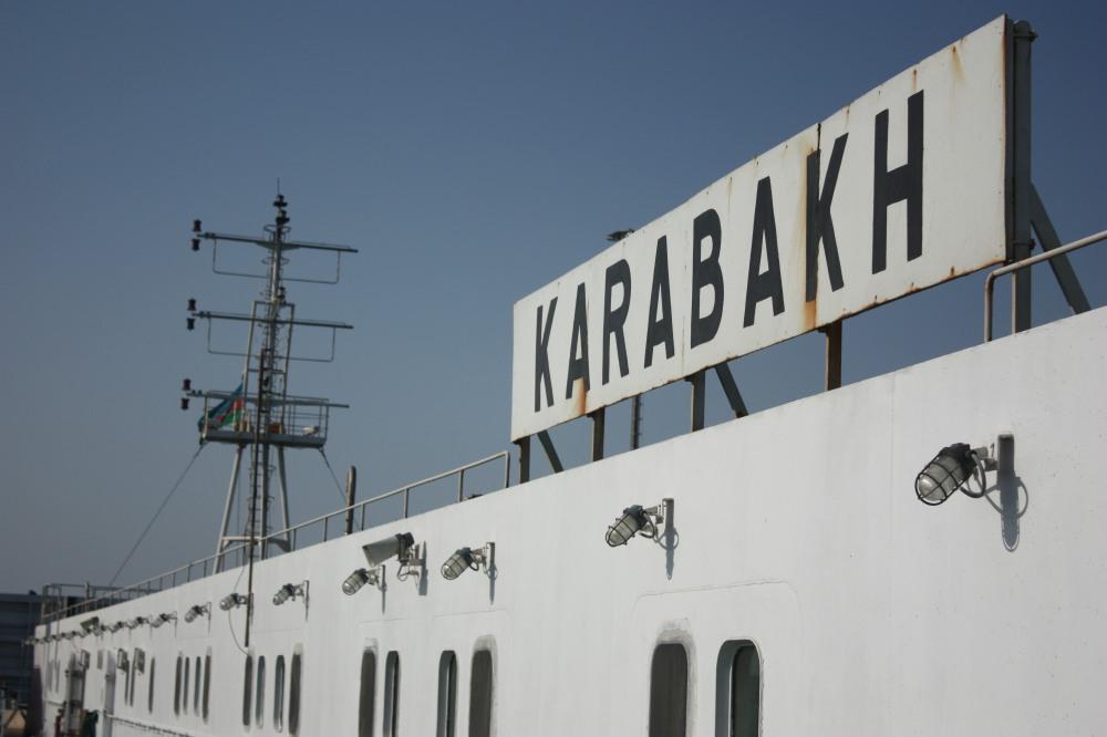 The Good Ship Karabakh